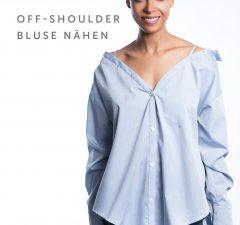 Bild des Schnittmusters Off-Shoulder Bluse
