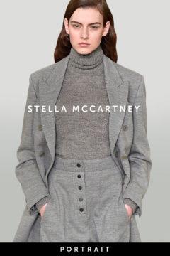 Designerportrait von Stella McCartney. Von den Anfängen ihrer Designkarriere bis heute.